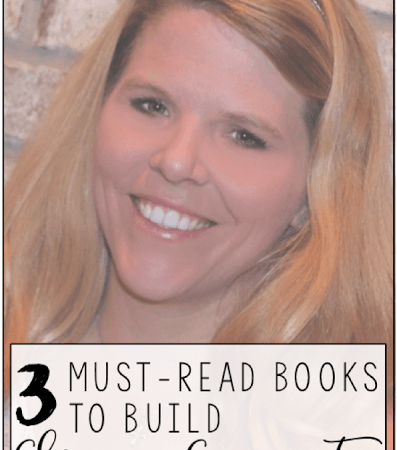 Day Thirteen: 3 Must-Read Books to Build Classroom Community
