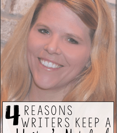 Day Eighteen: 4 Reasons Writers Keep a Writer's Notebook
