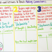 3 Books and Lessons to Teach Making Connections