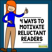 4 Ways to Motivate Reluctant Readers