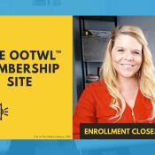 New Membership Site Open Until Feb. 1!
