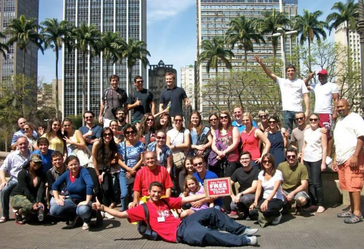 Free Walking Tour São Paulo Viagem de Mochilão: Dicas e Conselhos de Atividades a fazer