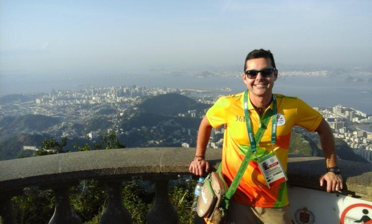 Rio 2016 Voluntario Pão de açucar