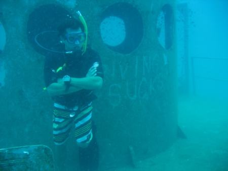 Diving Sucks - Curso Divemaster Trainee: Como Participar