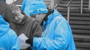 Vancouver 2010 Olympic Volunteer