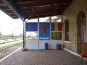 Trem Romenia
