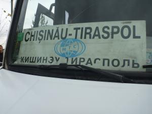 Bus to Transnistria