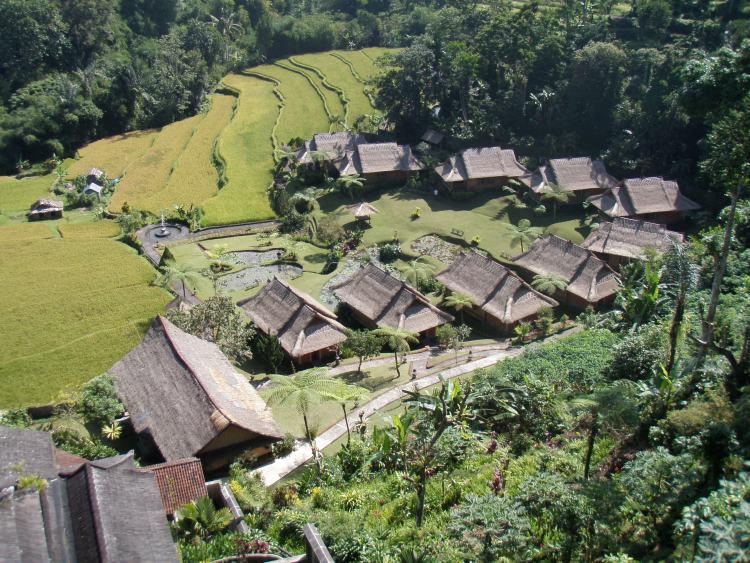 Casas em Bali