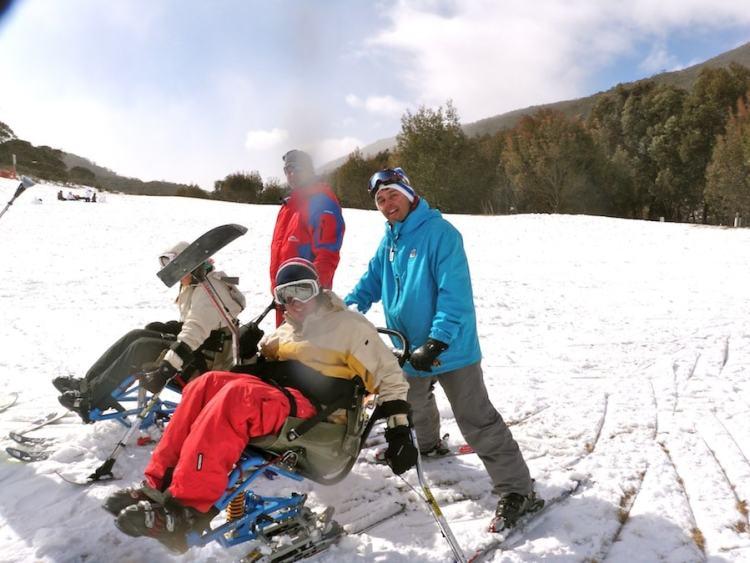 Ski and Snowboard