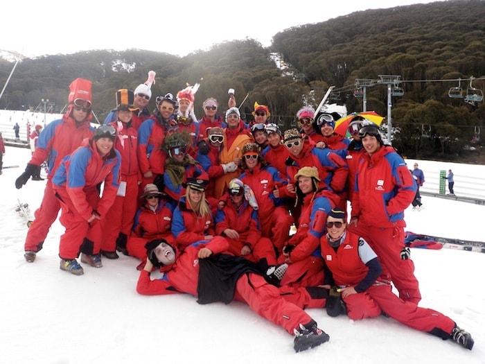 Ski Snowboard Instructor