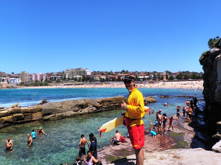 Surf Live Saving in Australia