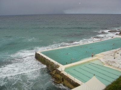 Bondi Swimming pool