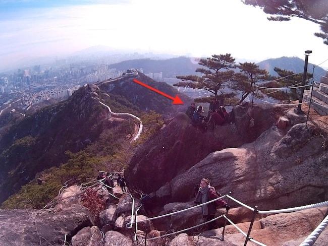 Korean Hiking Picnic