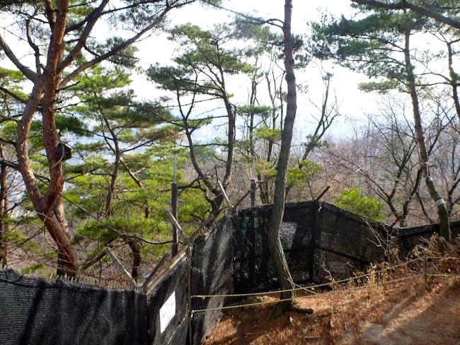 Inwangsan Mountain Security