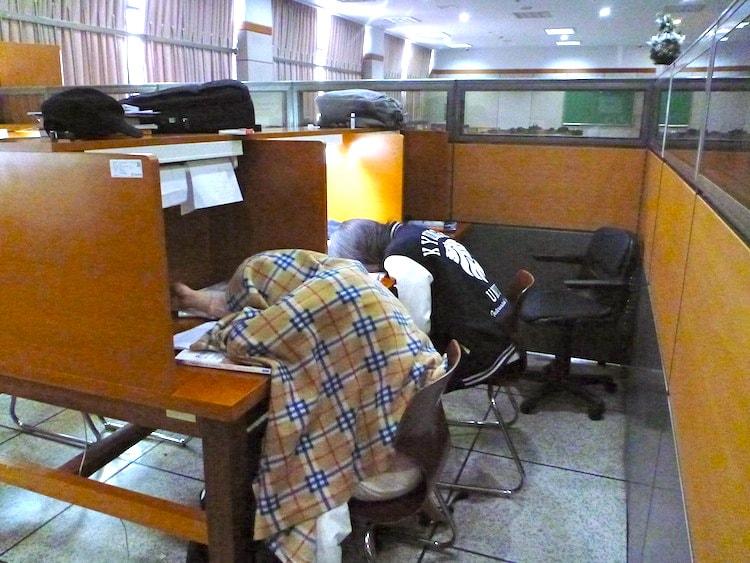 Studying in Korea