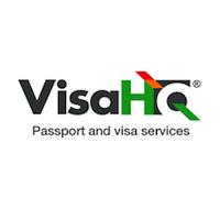 Visa HQ logo