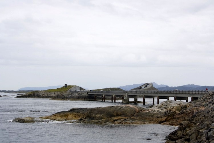 Atlantic Ocean Road – Norway