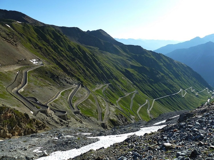 Stelvio Pass – Italy