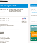 Cheap Car rental Guam