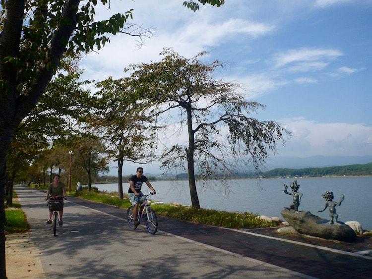 Gangneung Lake