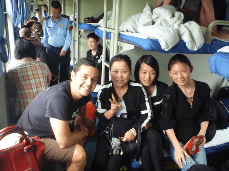 mulheres chinesas com estrangeiro