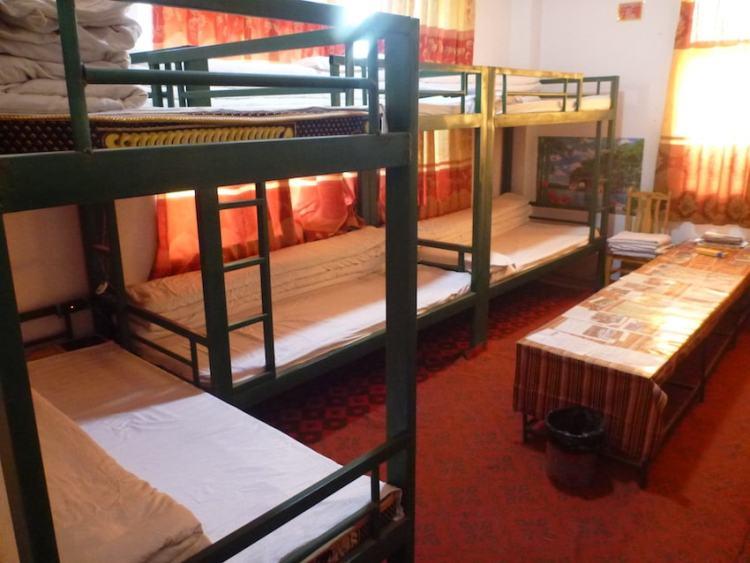 Peace Guesthouse Litang Tibet China