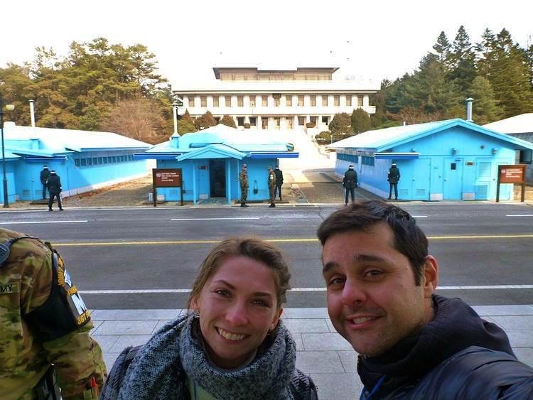 Zona Desmilitarizada Coreia do Norte
