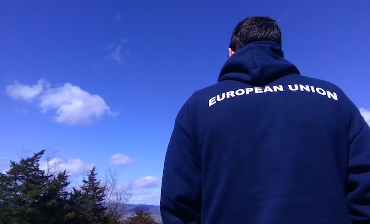 Roupa da União Europeia
