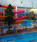 Munsu Water Park Pyongyang North Korea
