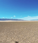 Mongolia open space Gobi Desert van tour