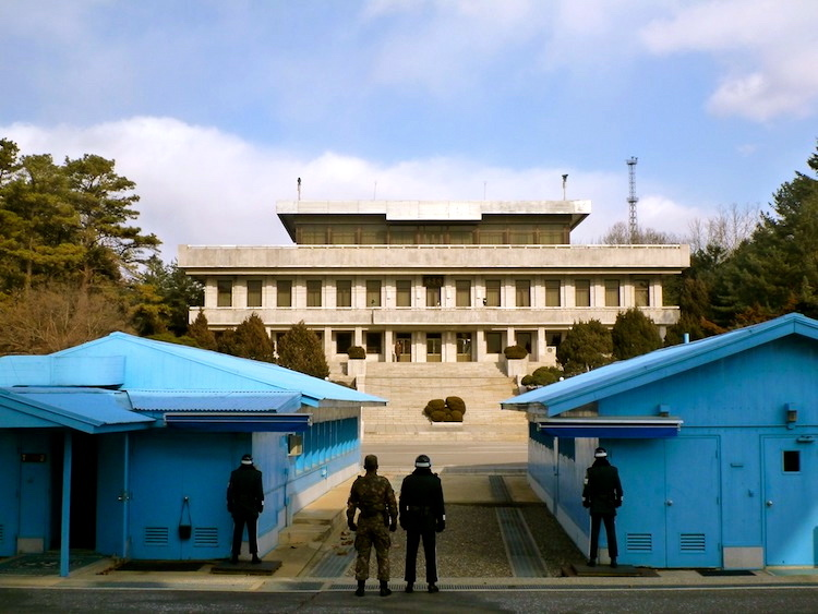 JSA at the Demilitarized Zone