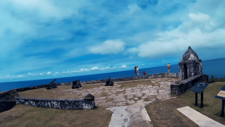 Spanish Fortress Guam 3