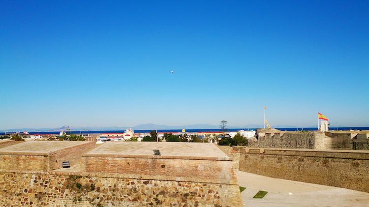 Paredes Reais Ceuta