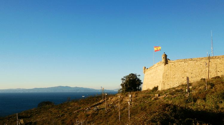 Bandeira Espanhola em Ceuta