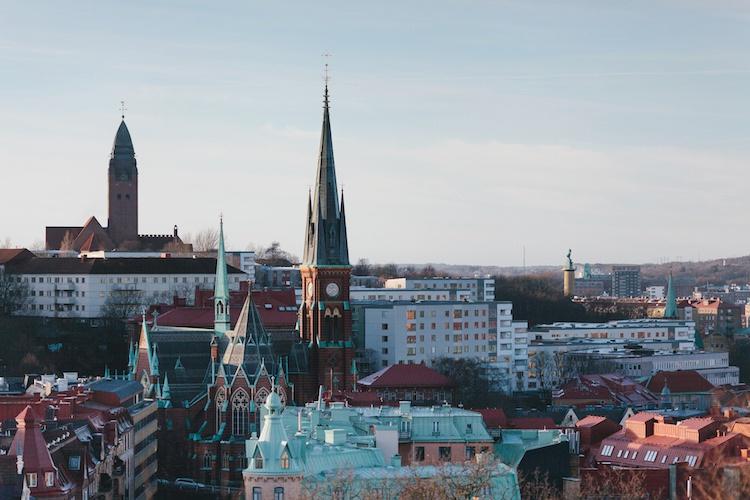 Church in Gothenburg