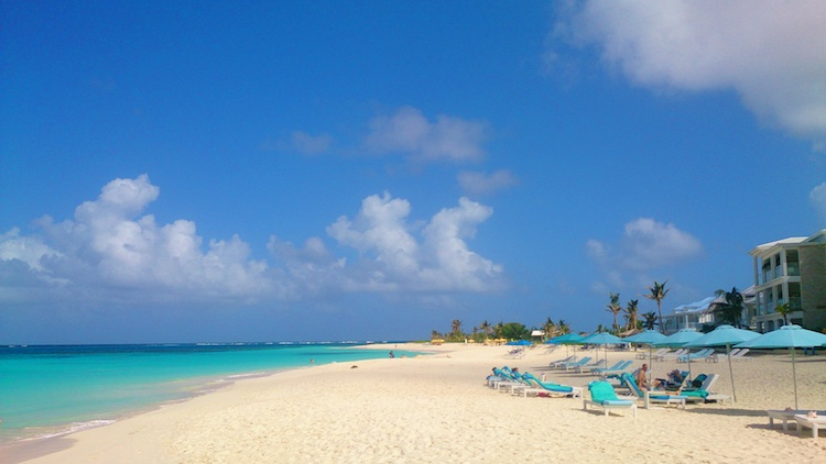 Shoal Bay in Anguilla