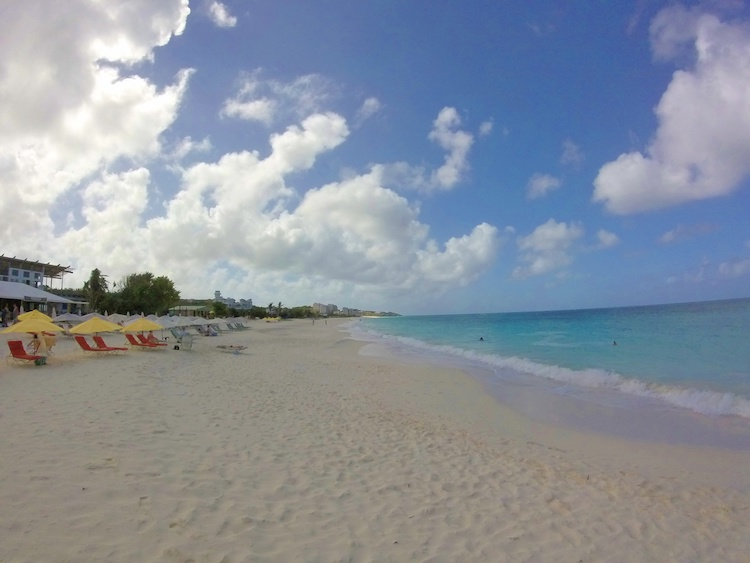Shoal Bay in Anguilla 1