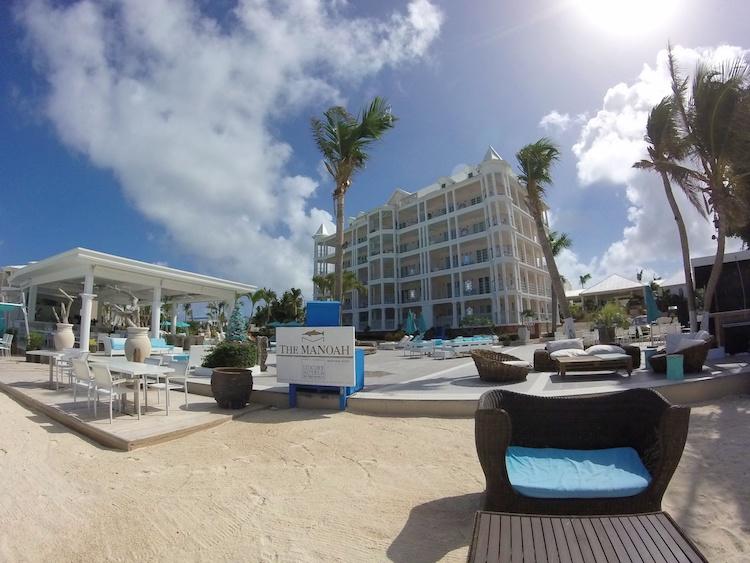 Hotel em Shoal Bay Anguilla