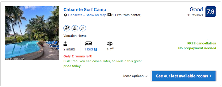 Surf Camp in Cabarete