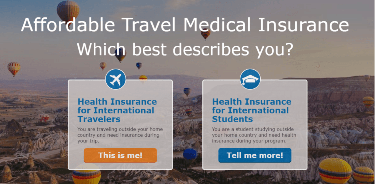 Studying abroad health insurance
