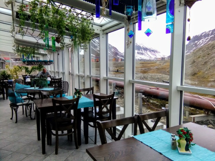 Mary Ann's Polarrigg Svalbard Norway Arctic accommodation