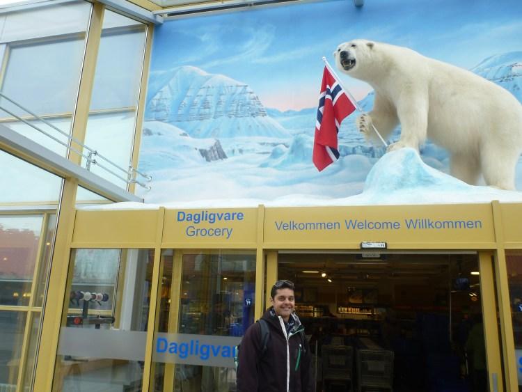 supermarket svalbard longyearbyen