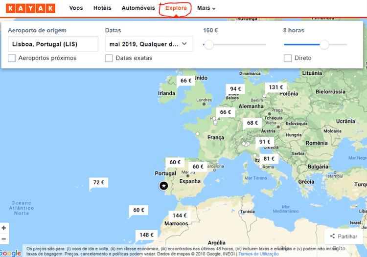 site de bilhete aéreo mais barato