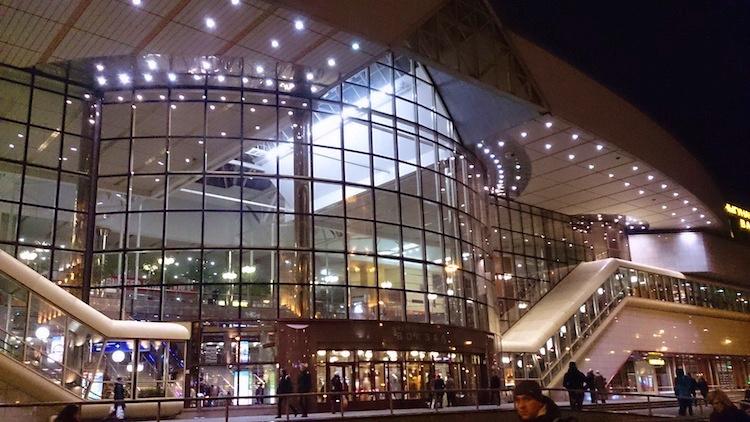 Minsk Central Station Belarus 2