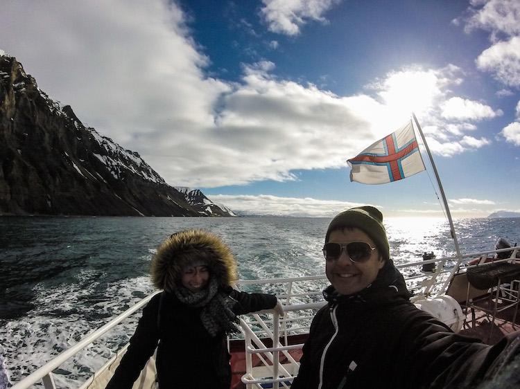 Faroe Island Boat