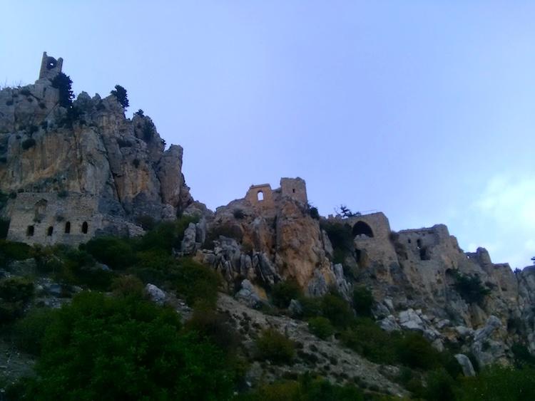 Saint Hilarion Castle Cyprus