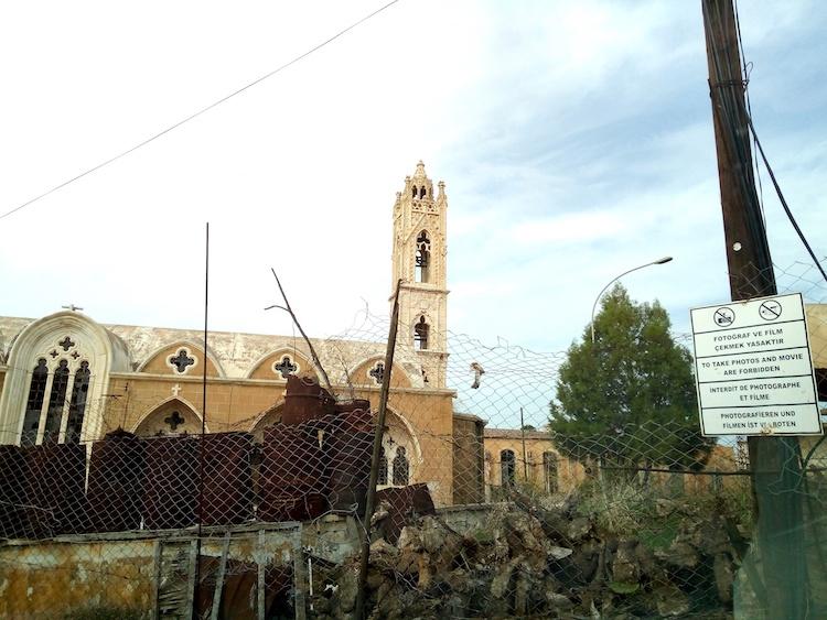 varosha ghost town abandoned buildings famagusta gazimagusa cyprus