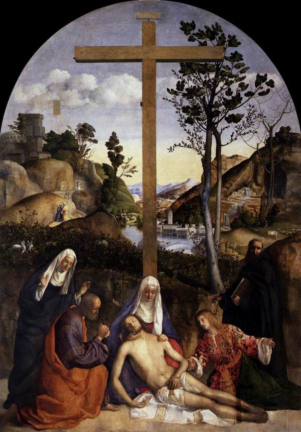 Giovanni Bellini Deposition Oil Painting Reproduction