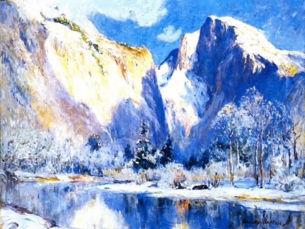 Dome Yosemite Colin Campbell Cooper