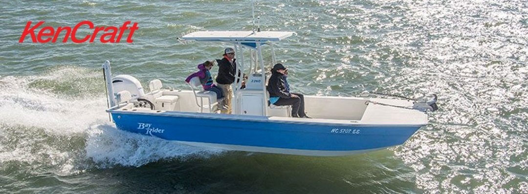 Flatbottom 2260 Kencraft Bay Rider